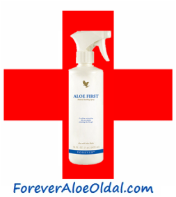 Aloe Vera First Aid Spray